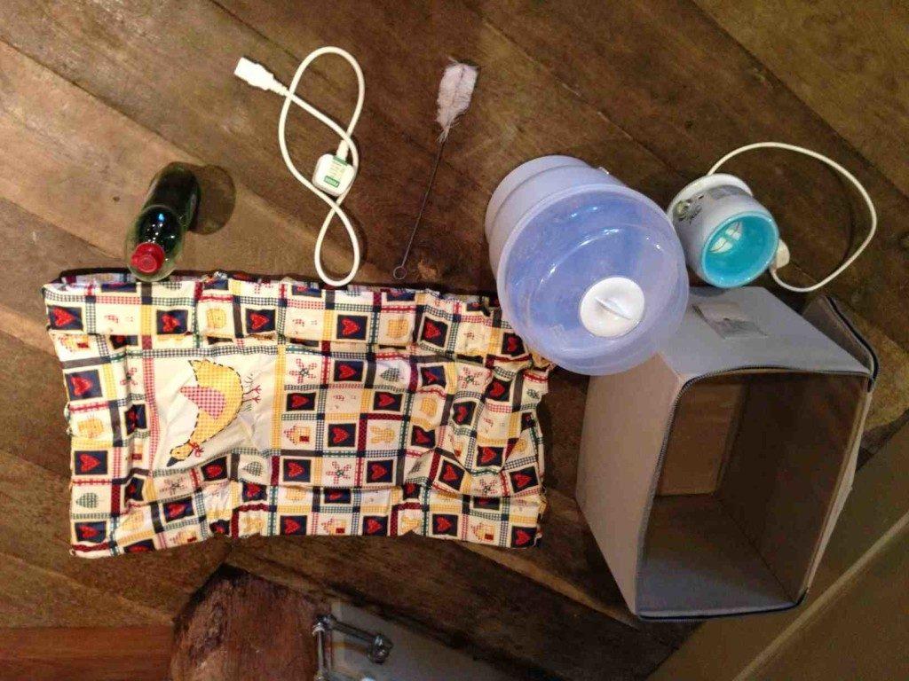 Baby Box at Calcot Manor
