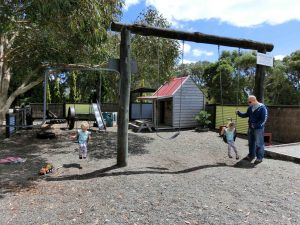Clearview Winery Playground