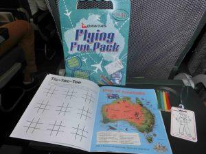 Qantas Fun Pack