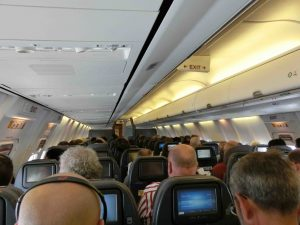 Qantas Jetconnect Plane