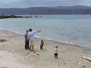 Scorching Bay - Wellington