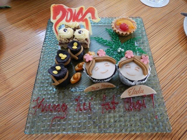 Boracay CNY cakes