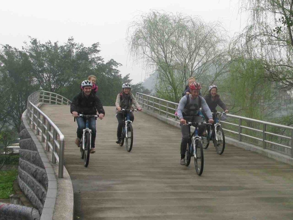 Club Med Guilin - Cycling