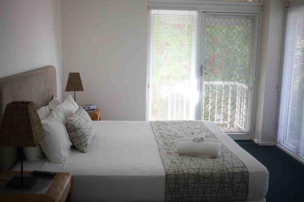 Port Douglas Hotel Room