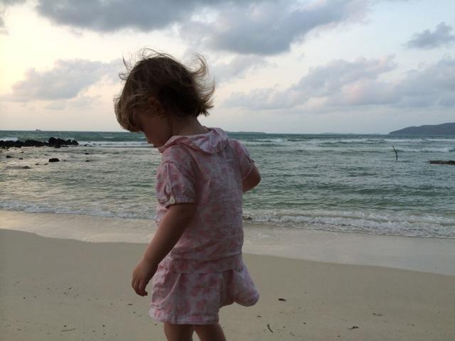 Baan Sairee - beach