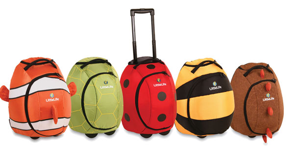 5 Of The Best Kids Wheeled Suitcases - Jetlag and Mayhem