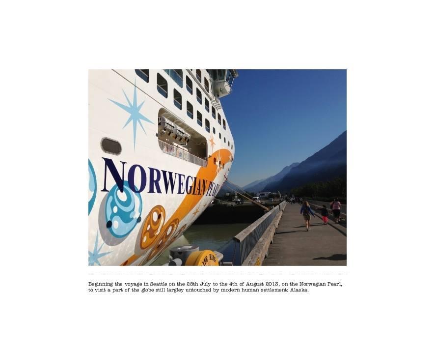 Alaska - Norwegian Pearl