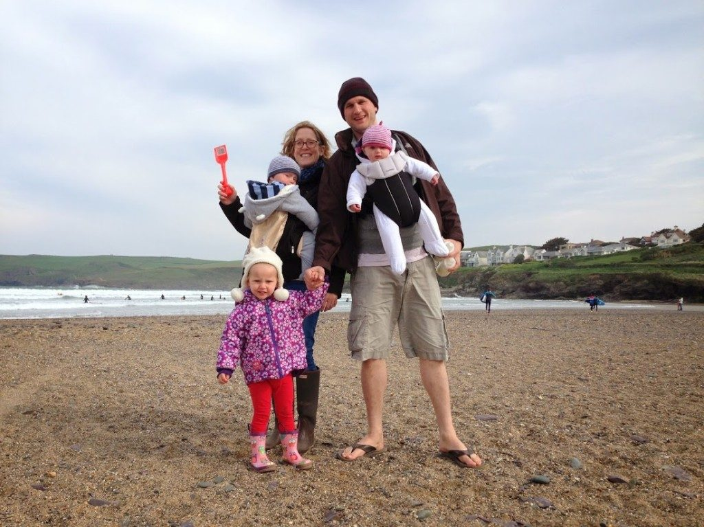 Cornwall - Karayannis Family