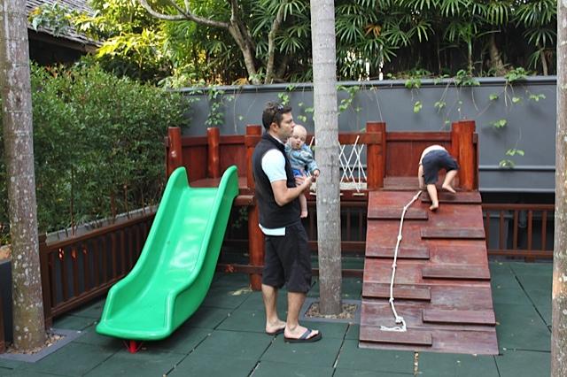 Four Seasons CM Playground