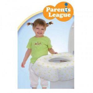 Parents league disposable potty covers