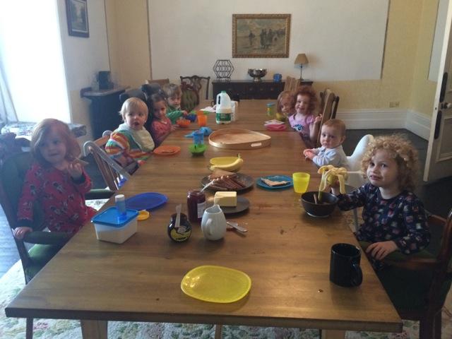 Oakerthorpe - Dining Room