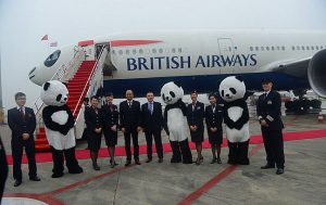 Great insight into BA's inaugural route to Chengdu