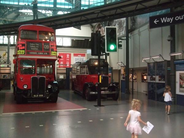 London Transport Museum - shrink