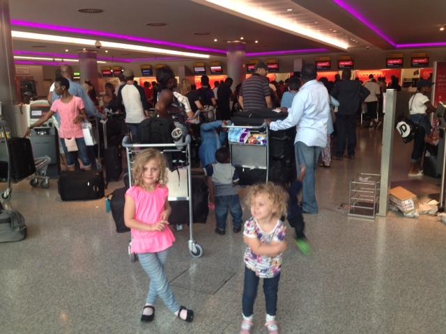 Virgin Check-In, Heathrow T3