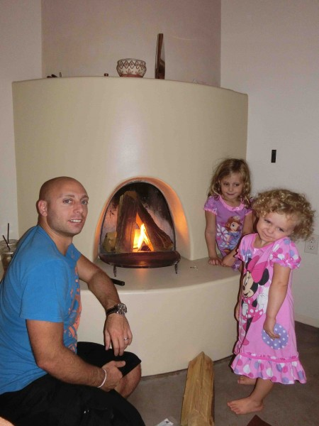 Four Seasons Santa Fe - Fireplace - Shrink