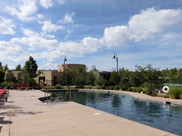 Four Seasons Santa Fe - Pool - Shrink