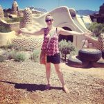 I would love to live in an Earthship!