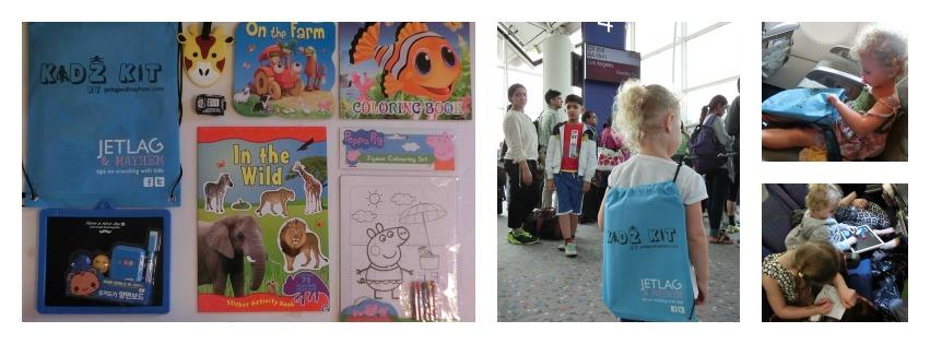 Sep Kids Travel Collage