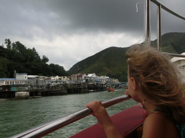 Tai O Boat Trip