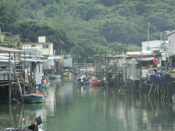 Tai O Fisherman's Village