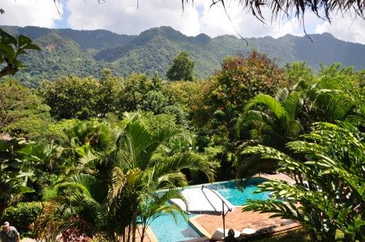 Hillside Resort Pool