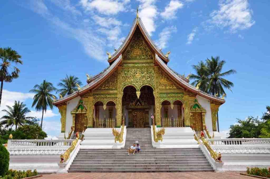 LP - Wat at Royal Palace