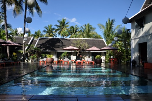 Pool - Villa Maly