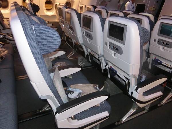 BA25 Seats