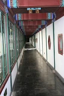 Aman Summer Palace Corridor