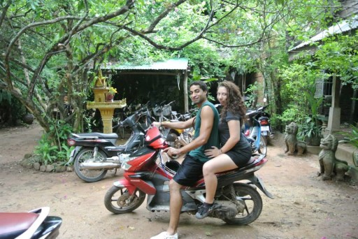 Kep - motorbike
