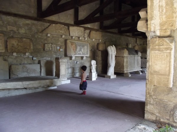 Splits archaeological museum - shrink