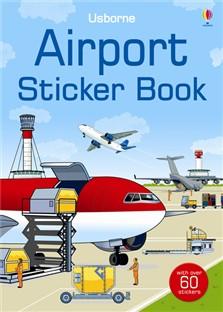 Usborne Airport Sticker book