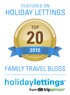 Top 20 Family Travel Bloggers Award