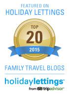 Top 20 Family Travel Bloggers Award