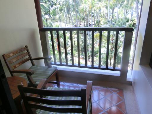 JW Marriott Balcony