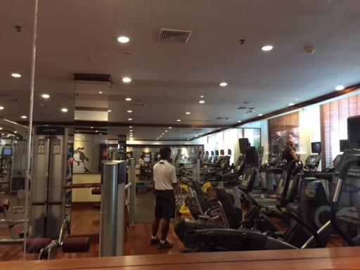 JW Marriott Health Club