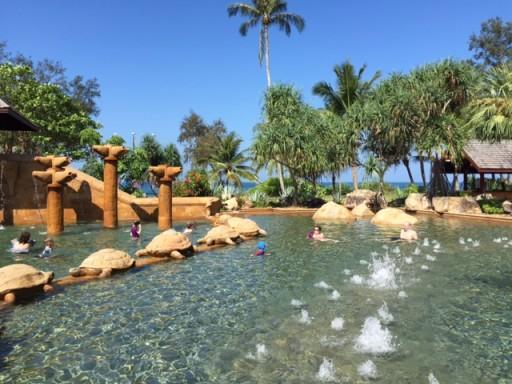 JW Marriott - Kids Pool