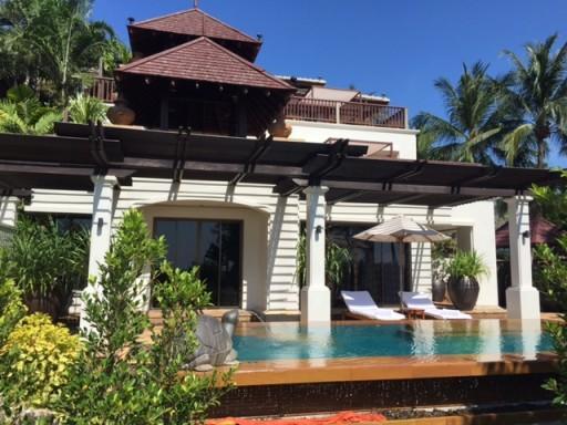 JW Marriott - pool villa