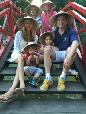 Hoi An - Scott Family