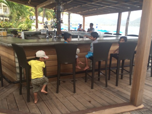 St Lucia Landings - At the Bar 2
