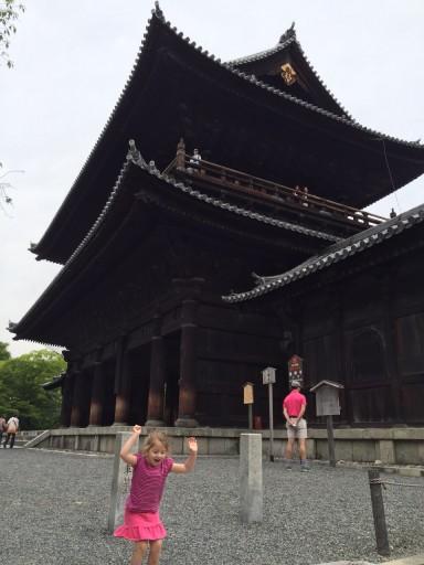 Nanzenji temple and astrid