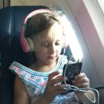 Daisy with Lil Gadgets Headphones