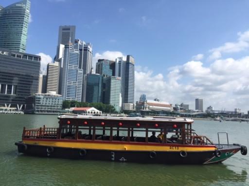 Singapore - Riverboat