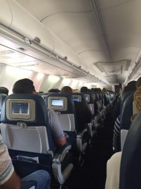 Delta - onboard