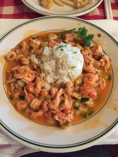 Louisiana - NO - Crawfish Etouffee