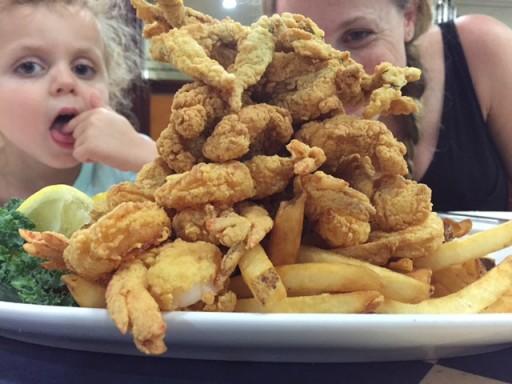 Louisiana - New Orleans - Fried Food