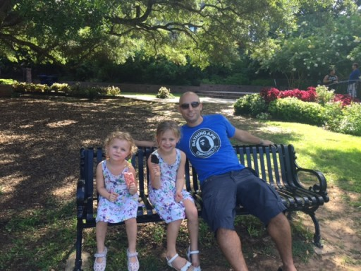 Louisiana roadtrip part 5 steel magnolias in natchitoches for Beau jardin natchitoches la