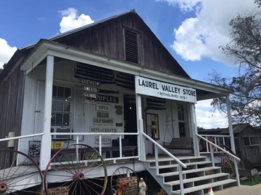 Louisiana - Laurel Valley Store