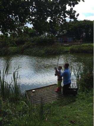 Trevella Park - fishing