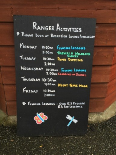 Trevella ranger activities